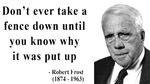 Robert Frost Quote 17
