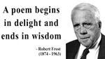 Robert Frost Quote 11