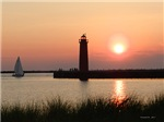 Muskegon Lighthouse 1
