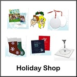 Bob's Holiday Shop