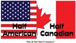Half American-Half Canadian