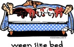 Ween Size Bed