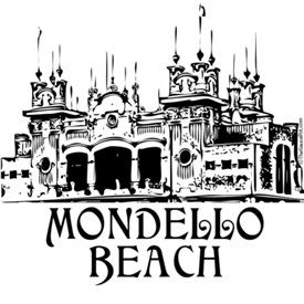Mondelllo Beach T Shirts/Hoodies