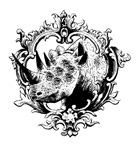 Rhino Chimera Ornate