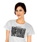 Boombox T-Shirts & Clothing