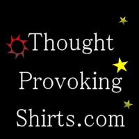 Thought Provoking Shirts Logo Swag