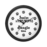 Customizable Dog Breed / Pet Lover Clocks