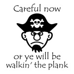 Pirate - Walking the Plank