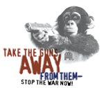 Anti-War Mugs, Magnets, Bags, Etc.