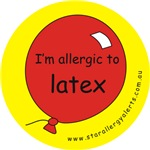 I'm allergic to latex