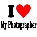 I love my photographer