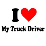 I Heart My Truck Driver