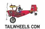 tailwheels logo