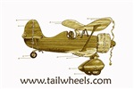 Tailwheels.com Old Biplane