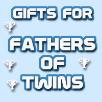 Gifts for FATHERs of TWINS