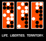 Life. Liberties. Territory.