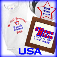Inauguration & USA