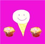 Cupcakes & Ice Cream / Dessert