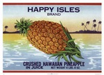 'Happy Isles'