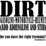 The Motocross Formula