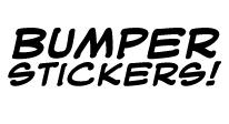 Bumper Stickers!