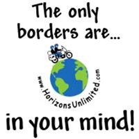 The only borders are...