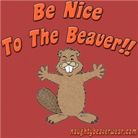 Be Nice To The Beaver!!