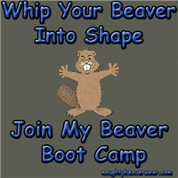 Whip Your Beaver Into Shape. Join My Beaver Boot C