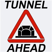 Tunnel Thongs!