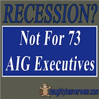 Recession? Not For 73 AIG Execs