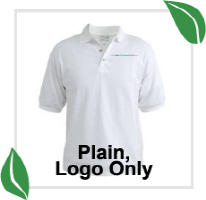 Plain, Logo Only