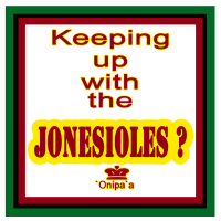 Keeping up with the Jonesioles