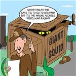 Giant Squid Trap