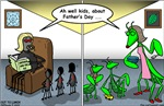 Spider Fathers Day