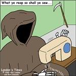 Reaper Sewing