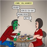 Zombie Table Manners