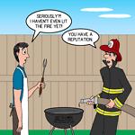 Dangerous Griller