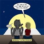 Werewolf Dating Problem