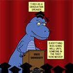 T-Rex Graduation Speaker
