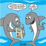 Shark Shopping