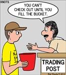Trading Post Bucket