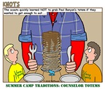 Camp Totems
