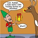 Reindeer GPS