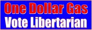One Dollar Gas