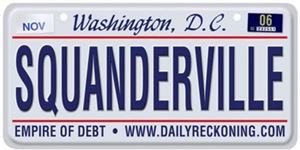 Squanderville
