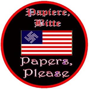Papiere Bitte! Men's Clothing