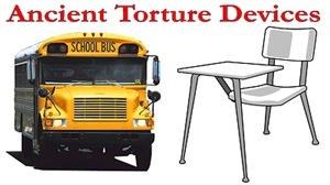 Ancient Torture Devices-2 Children's Clothing
