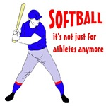SOFTBALL not just for athletes anymore