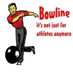 Bowling not just for athletes anymore