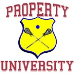 Property of LACROSSE University